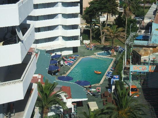 Martinique Apartments Magaluf. The Magalluf Playa Apartments