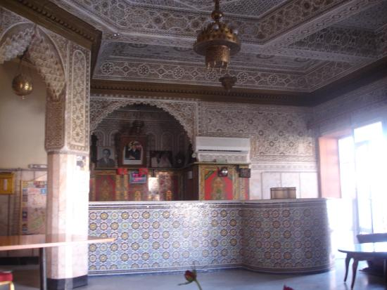 Photo of Grand Hotel Tazi Marrakech