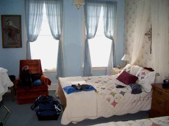 Como Depot B&B: Room in the Depot