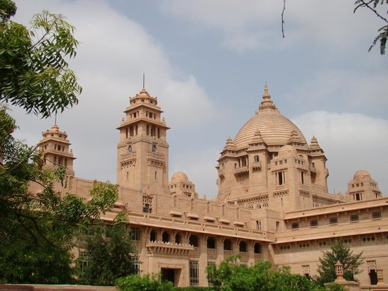 Jodhpur, India: Umaid Bhawan