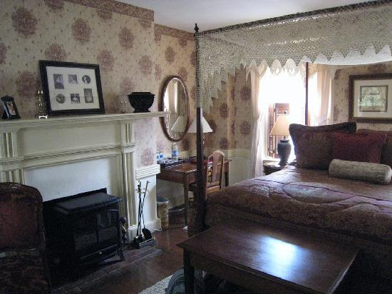 The Norris House Inn: The Norris suite