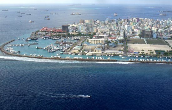 Malé - Capital City of Maldives