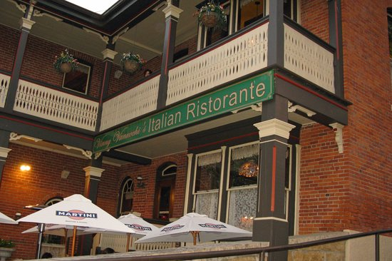 vinny vanucchi 39 s galena menu prices restaurant reviews