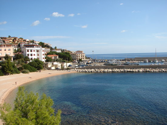 Cala Gonone - the Bue Marino hotel