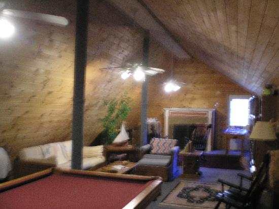 Amazing Cool Upstairs Game Room   Picture Of Weathertop Mountain Inn .. Nice Look