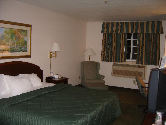 Comfort Inn Post Falls: King Size Room