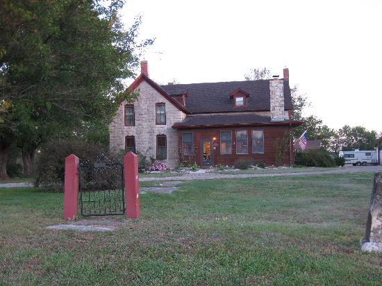 Photo of 1874 Stonehouse Bed & Breakfast Cottonwood Falls
