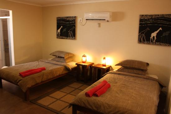 Bed and breakfasts in Outjo