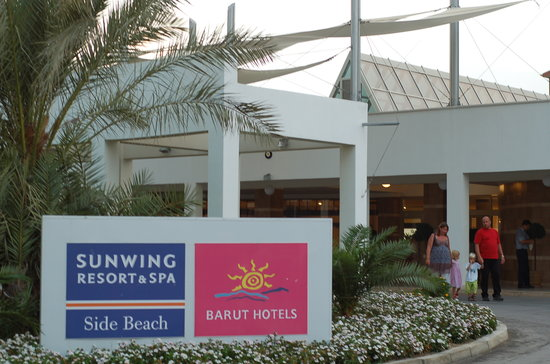 Sunwing Resort & Spa Side West Beach