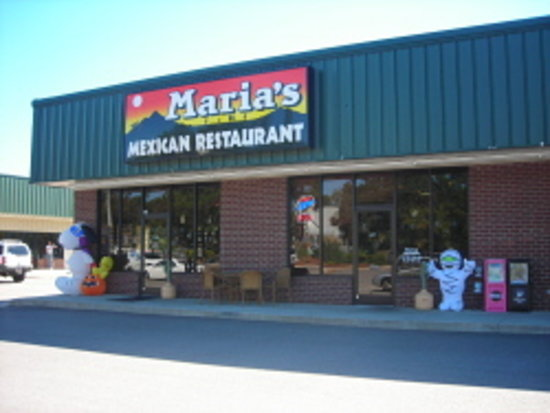 Maria's Mexican Restaurant, Aiken - Restaurant Reviews - TripAdvisor