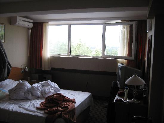 Velingrad, Bulgarien: Inside our room