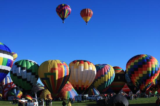 Super 8 Rio Rancho: Balloon Fiesta Park