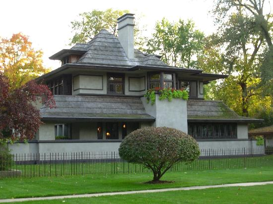 Oak Park, IL: A Wright House