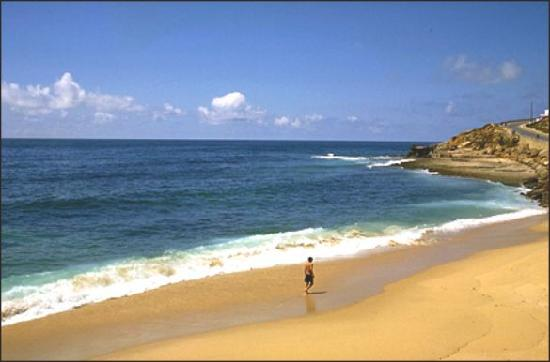 une plage d ericeira