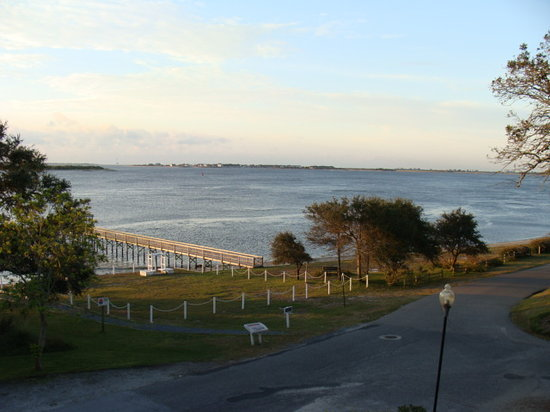 Southport, NC: View from the 2nd floor