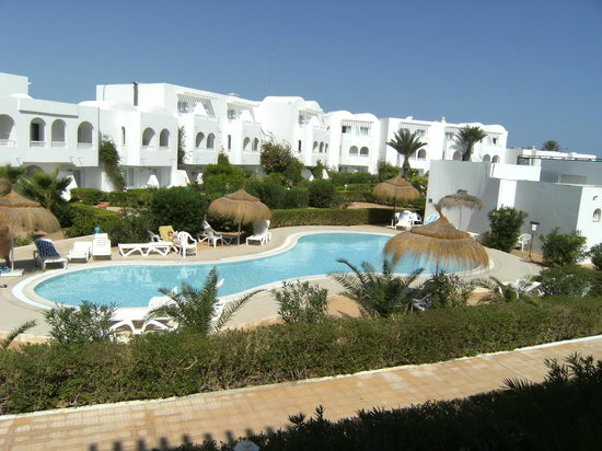 Hotel Djerba Les Dunes