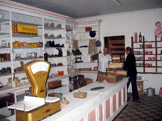Gjestehus Nyte: The Shop Museum