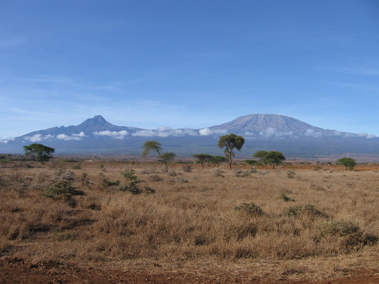 Kilimanjaro National Park restaurants
