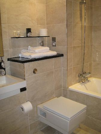 Front bedroom picture of posh pads at the casartelli for Bathrooms liverpool