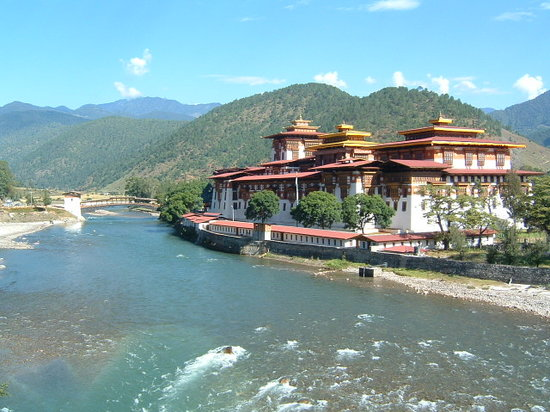 Wangdue attractions