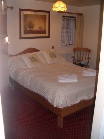 Settle, UK: our room - very nice