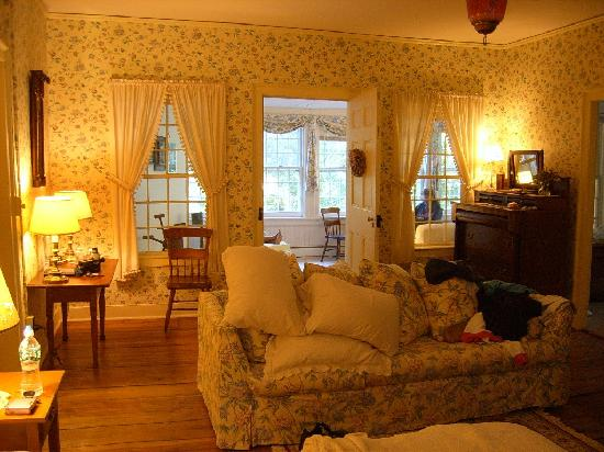 Bailey's Mills Bed and Breakfast: Honeymoon Suite