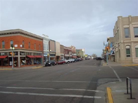 Laramie Wyoming is located in