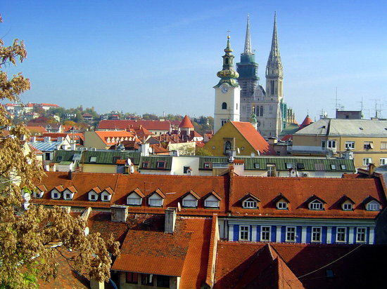 Zagreb attractions