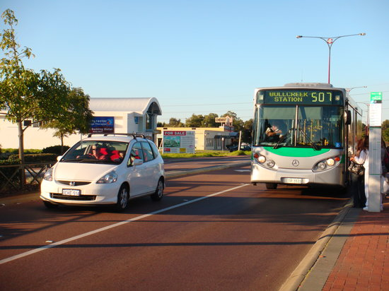 publc transport in perth