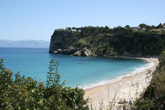 Castellammare del Golfo, Italia: Spiaggia Guidaloca