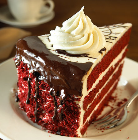 what is red velvet cake