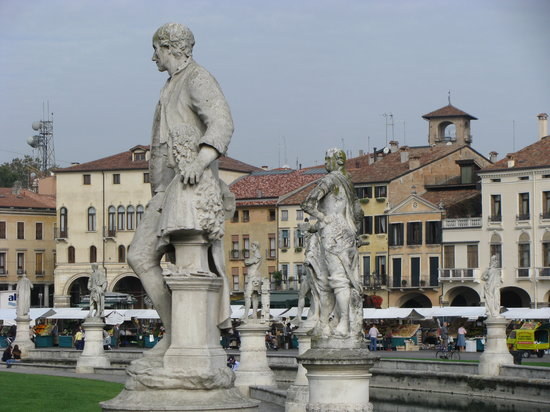 Padoue, Italie : Padua 