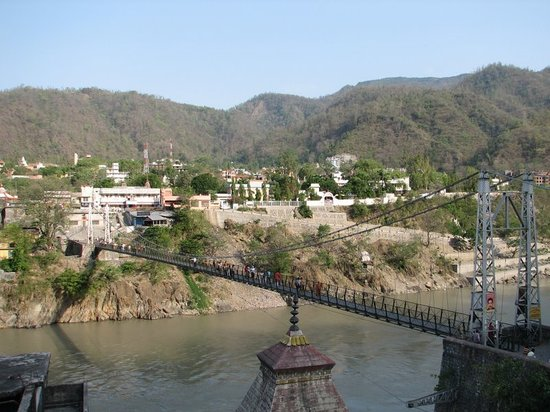 Badrinath, India: Rishikesh