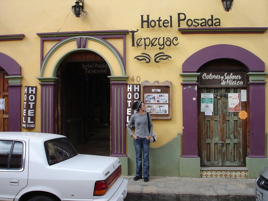 Hotel Posada Tepeyac