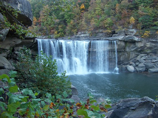 Corbin, Κεντάκι: Great Cumberland Falls
