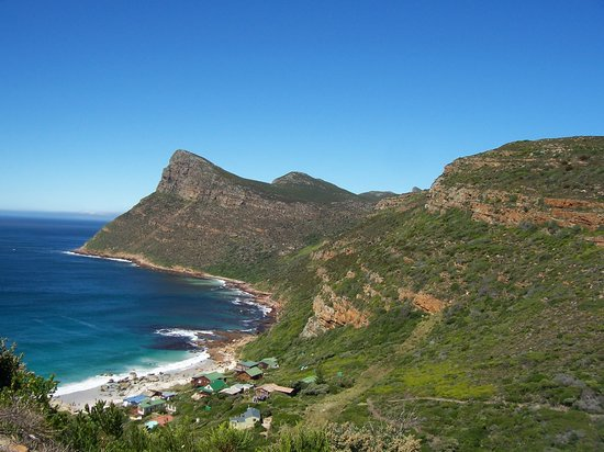 Cape Town Central, Afrika Selatan: Mystic Cliffs