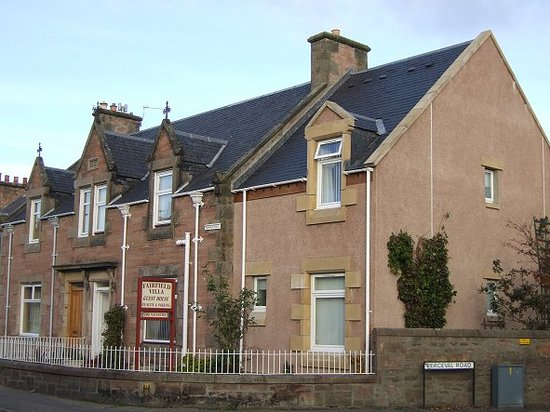Photo of Fairfield Villa Guest House Inverness