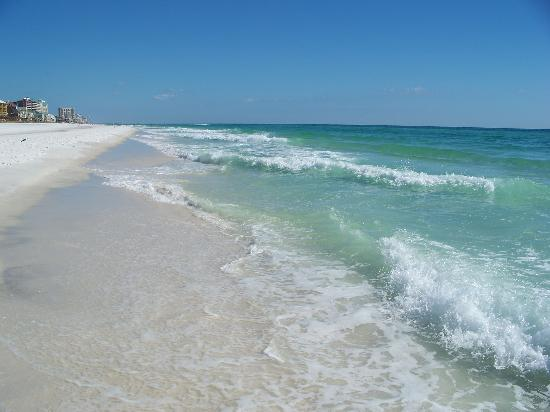 Destin, FL: Beach View - October Trip