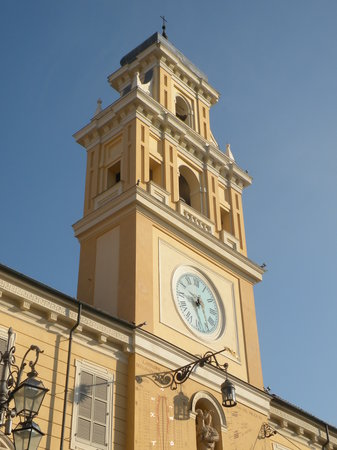 Parma, Italien: Piazza Garibaldi