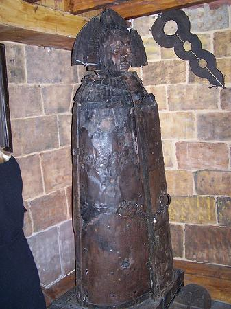 Museum of Medieval Torture Instruments: The Iron Maiden!