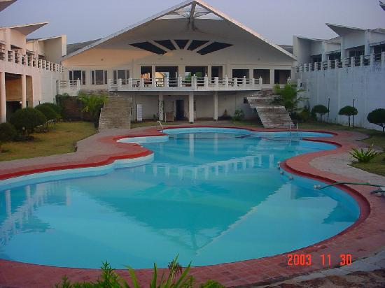 Puri - Golden Sands, A Sterling Holidays Resort: View of Sterling Resort Puri