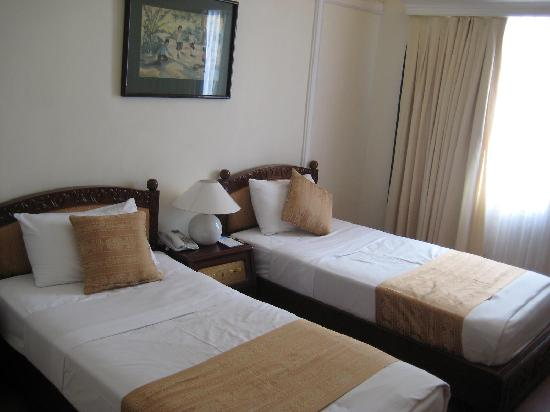Hotel Single Bed