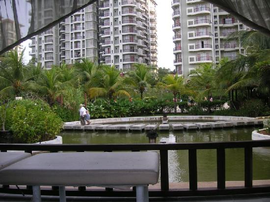 Ancasa Resort AllSuites, Port Dickson: One of three  apartment blocks