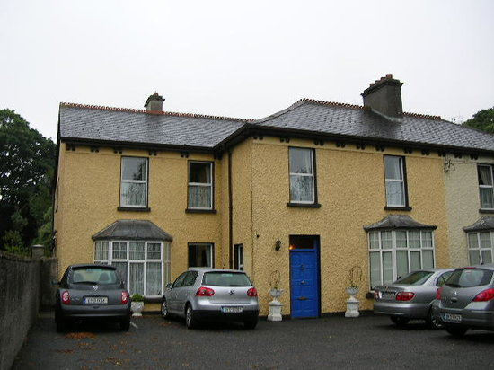 Carraig Rua B&B: Easy off street parking
