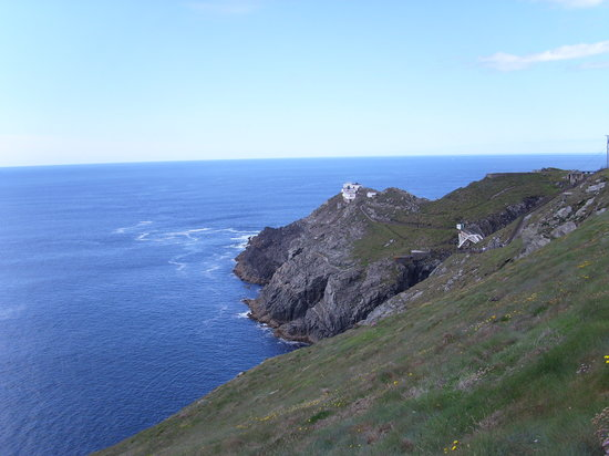 Mizen Vision: View from the carpark