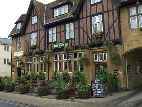 Photo of Half Moon Inn Sherborne