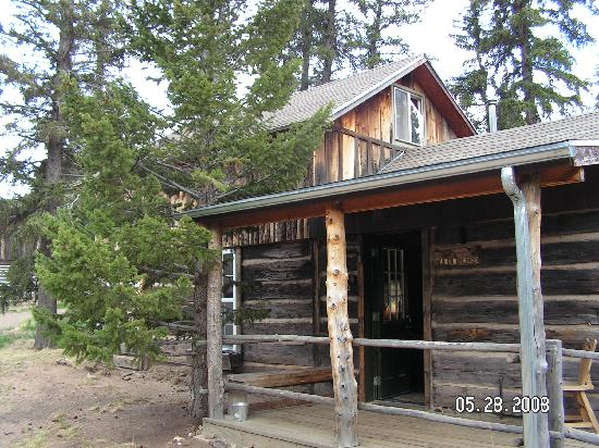 Ute Trail River Ranch: Our cozy cabin
