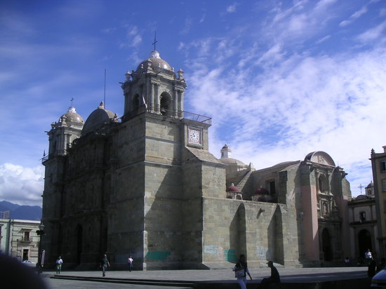 catedral de Oaxaca