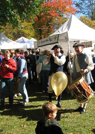 Maine: Harvestfest - York