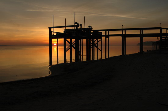 Santee Sunrise - Photo by John Aceti